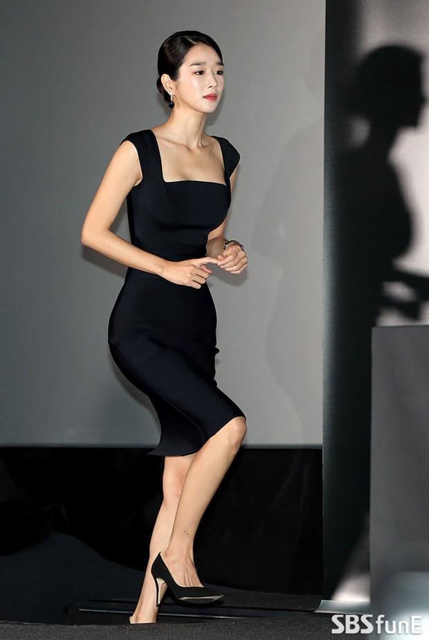 Nhìn lại style khi chưa nổi nhờ vai điên nữ của Seo Ye Ji: Nhạt nhòa thật nhưng body khủng không chê vào đâu được - Ảnh 6.