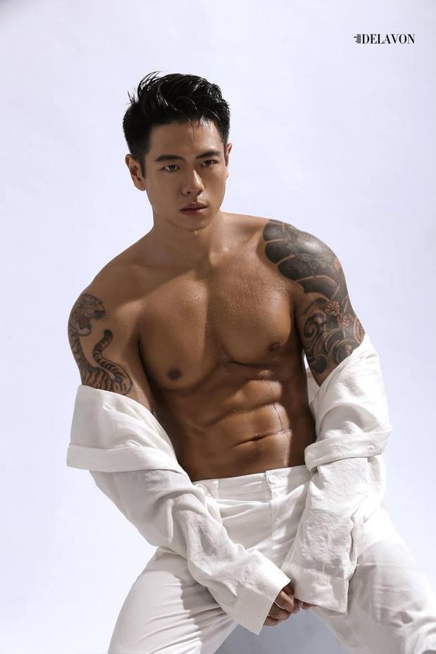 Trai đẹp 6 múi Michael Trương (Người Ấy Là Ai) gây choáng khi công bố loạt ảnh thời nặng... hơn 100kg - Ảnh 7.