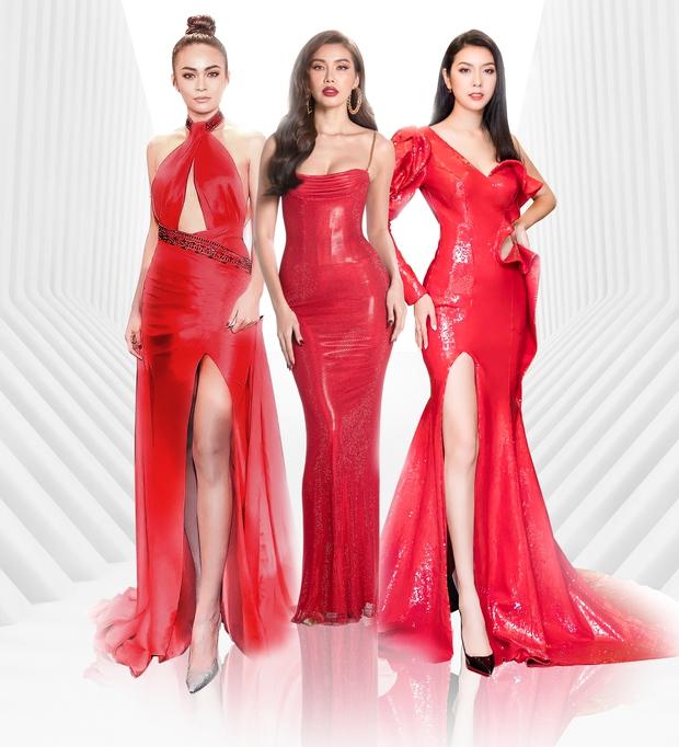 Đã chụp hẳn poster với Minh Tú nhưng Hoa hậu Tiểu Vy vẫn bị đá khỏi ghế HLV trong show thực tế mới? - Ảnh 2.