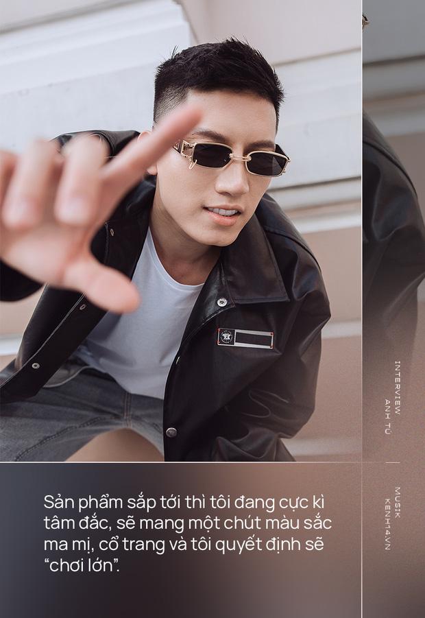 Anh Tú: Hòa Minzy không hề bị lu mờ, chỉ là do chị Uyên Linh và Văn Mai Hương hát quá hay mà thôi - Ảnh 20.