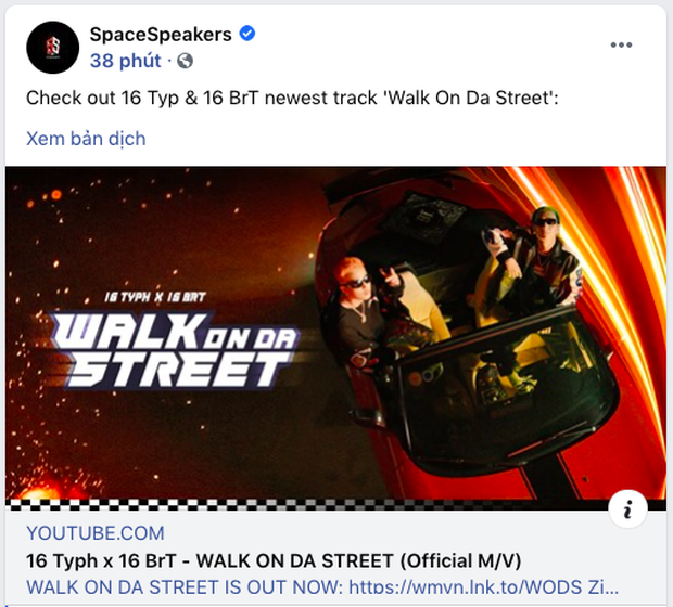 16 Typh comeback được cả Binz và đế chế SpaceSpeakers ủng hộ nhưng netizen lại nghe giống hit của Đen Vâu? - Ảnh 9.