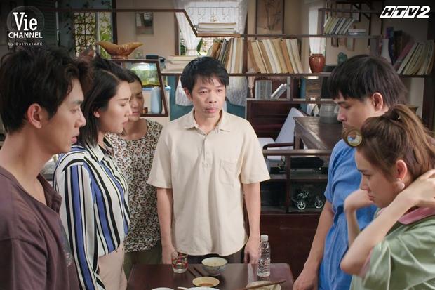 Tức ói máu với cô Báu Nhã Phương ở Cây Táo Nở Hoa, đám tang bố mà chỉ lo đàn đúm bạn bè - Ảnh 1.