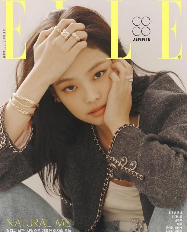 Đếm số nhãn hàng trên... body Jennie: Cổ có Chanel, mắt có Gentle Monster, nữ thần quảng cáo là đây chứ đâu! - Ảnh 3.