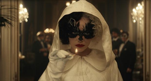Mỹ nữ La La Land lột xác thành trộm chó trong Cruella, cầm gậy đánh trai không nể một ai - Ảnh 5.