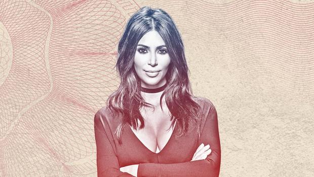 Kim Kardashian West chính thức trở thành tỷ phú - Ảnh 1.