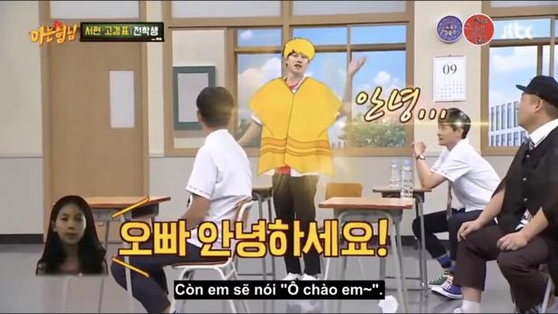 Cách chào như tiên nữ giáng trần của Kim Heechul thời thực tập sinh khiến các fan cạn lời! - Ảnh 2.