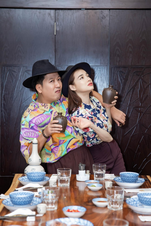 Trường Giang bận xỉu cũng vào bếp nấu cho vợ, bữa ăn mlem thế này bảo sao Nhã Phương 2 ngày tăng tận 1kg - Ảnh 7.