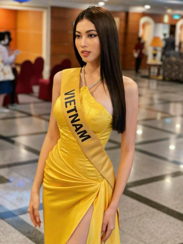 Á hậu Ngọc Thảo đã về Việt Nam hậu dừng chân ở top 20 Miss Grand, tình trạng sức khoẻ hiện tại thế nào? - Ảnh 6.