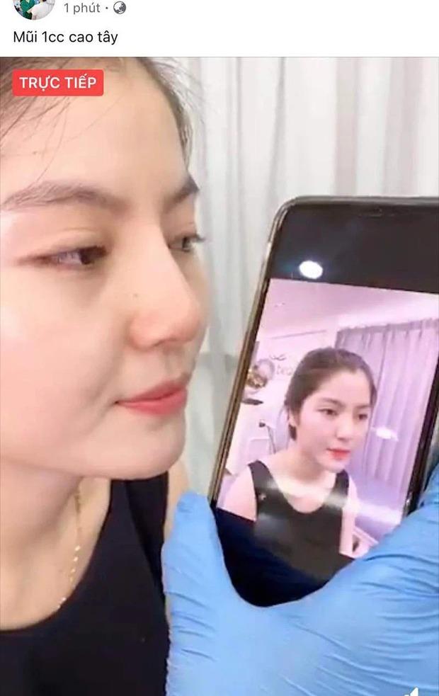 Xôn xao ảnh bạn gái tin đồn của Quang Hải đi chỉnh sửa nhan sắc, gương mặt before gây chú ý - Ảnh 2.