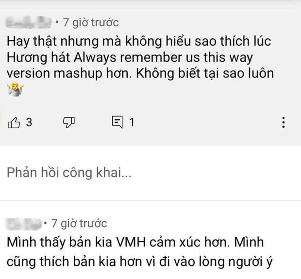 Văn Mai Hương một mình hát Always Remember Us This Way liệu có hay hơn bản mash-up với Hoà Minzy? - Ảnh 6.