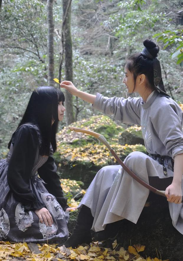 Netizen sôi sục với nhan sắc mẹ đẻ Trường Ca Hành: Cosplay nhân vật cực xịn, fan mời đóng nữ chính gấp luôn! - Ảnh 6.