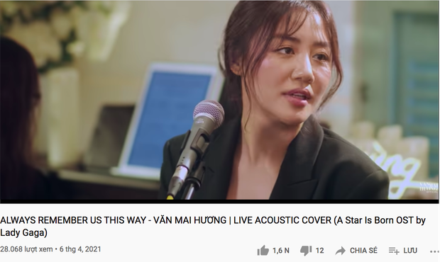 Văn Mai Hương một mình hát Always Remember Us This Way liệu có hay hơn bản mash-up với Hoà Minzy? - Ảnh 11.