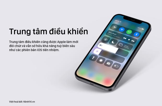 iOS 15 lộ ảnh concept đẹp lịm tim, iFan lại có một phen đứng ngồi không yên! - Ảnh 4.