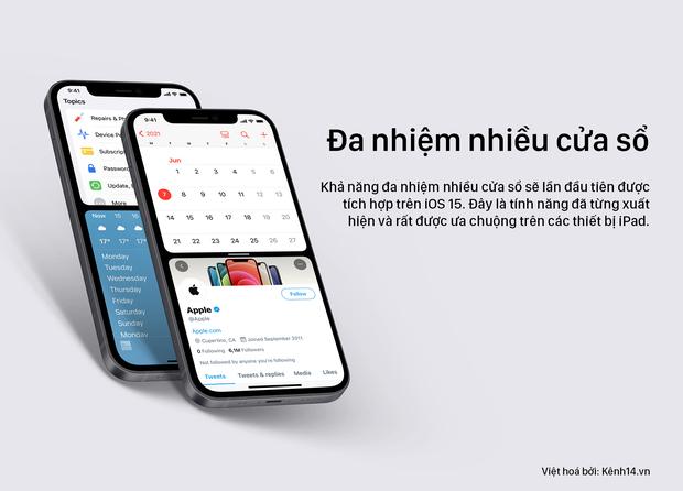 iOS 15 lộ ảnh concept đẹp lịm tim, iFan lại có một phen đứng ngồi không yên! - Ảnh 5.