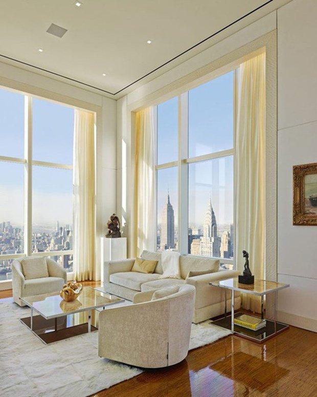 Penthouse của em gái Cẩm Ly - Người Việt giàu nhất thế giới: Đối diện trụ sở LHQ, giá khoảng 761 tỷ đồng - Ảnh 3.