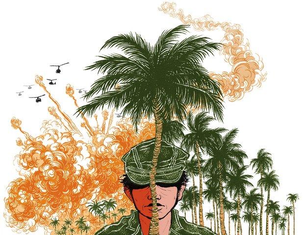 Tiểu thuyết về chiến tranh Việt Nam thắng Pulitzer được trùm Oscar chuyển thể thành phim - Ảnh 3.