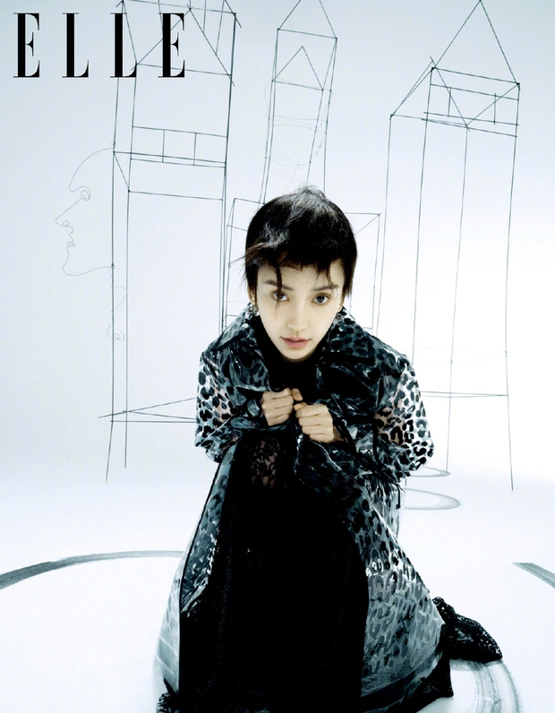 Đại chiến visual 2 nàng thơ Dior: Angela Baby mặt bỗng dưng nhọn hoắt, Triệu Lệ Dĩnh vòng 1 lép kẹp, khí chất gây tranh cãi - Ảnh 5.