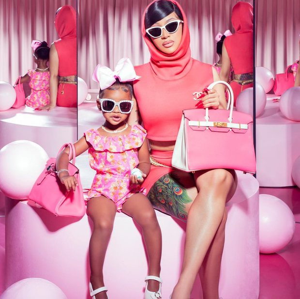 Choáng với thói quen shopping của Cardi B: Chi gần 1 tỷ/lần tậu 7 túi hiệu cho con gái 2 tuổi, chỉ vì muốn con... tham vọng hơn - Ảnh 5.