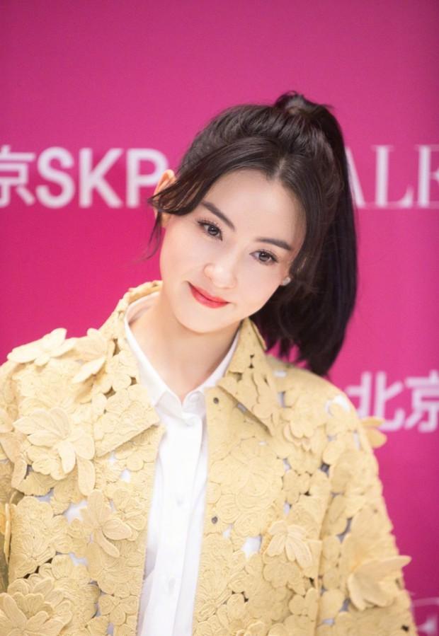 Sự kiện hot tối nay: Trương Bá Chi gây sốc visual giữa scandal bầu bí, đè bẹp cả học trò cưng của Lisa (BLACKPINK) - Ảnh 5.