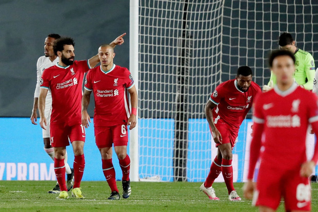 Vắng cả cặp trung vệ số 1, Real Madrid vẫn đủ sức đè bẹp Liverpool - Ảnh 12.