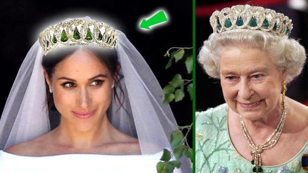 Chuyên gia tiết lộ chuyện xoay quanh drama chiếc vương miện bị Nữ hoàng cấm dùng của Meghan, Harry cũng bị nhắc nhở răn đe - Ảnh 3.