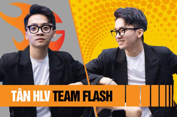 Lần đầu lên tiếng, tân HLV tiết lộ chiến thuật của Team Flash tại Đấu Trường Danh Vọng mùa Xuân 2021 - Ảnh 4.