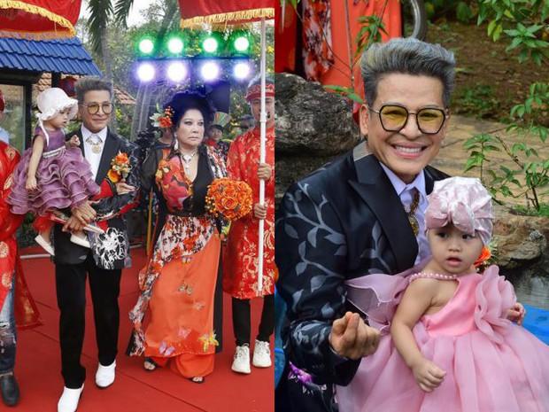 Đời tư của dàn MC kỳ cựu Thanh Bạch, Quyền Linh, Lại Văn Sâm: Người kín tiếng, kẻ rình rang tổ chức đám cưới 10 lần - Ảnh 4.