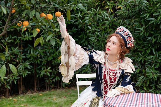Lý Nhược Đồng diện đồ Lolita, sắc vóc cực phẩm tuổi 55 gây bão - Ảnh 6.