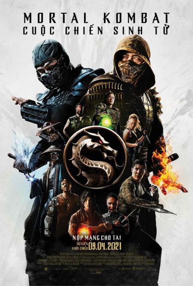 Rộ tin bom tấn bạo lực Mortal Kombat được chiếu bản full không cắt ở Việt Nam nhưng dán nhãn 18+, thực hư thế nào? - Ảnh 5.