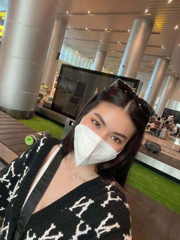 Á hậu Ngọc Thảo đã về Việt Nam hậu dừng chân ở top 20 Miss Grand, tình trạng sức khoẻ hiện tại thế nào? - Ảnh 2.
