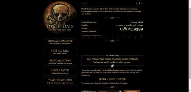 Những website đáng sợ nhất trên Internet, chắc chắn không dành cho hội yếu tim - Ảnh 2.