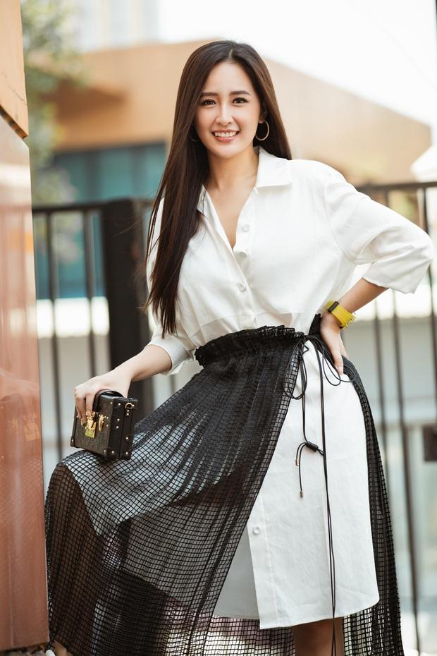 Mai Phương Thuý khoe visual trẻ trung, xinh đẹp khi đi ghi hình Ký Ức Vui Vẻ - Ảnh 4.