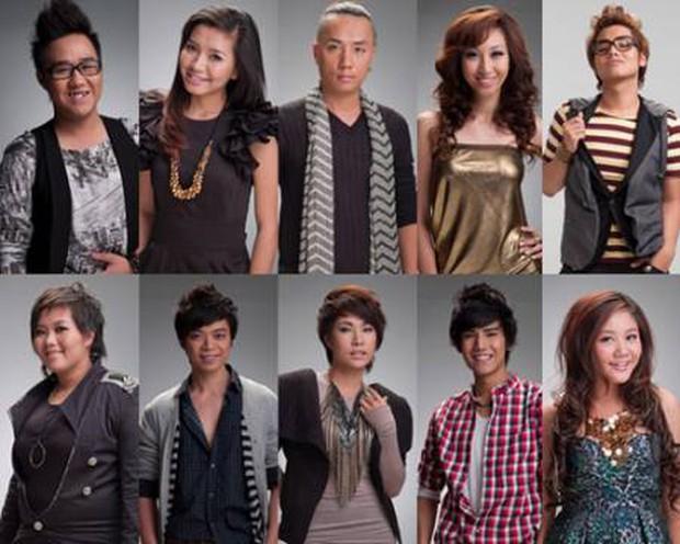 Vietnam Idol 2010 - nơi có nhiều màn lột xác thành công: Choáng nhất là người giảm 53kg trong 1 năm! - Ảnh 1.