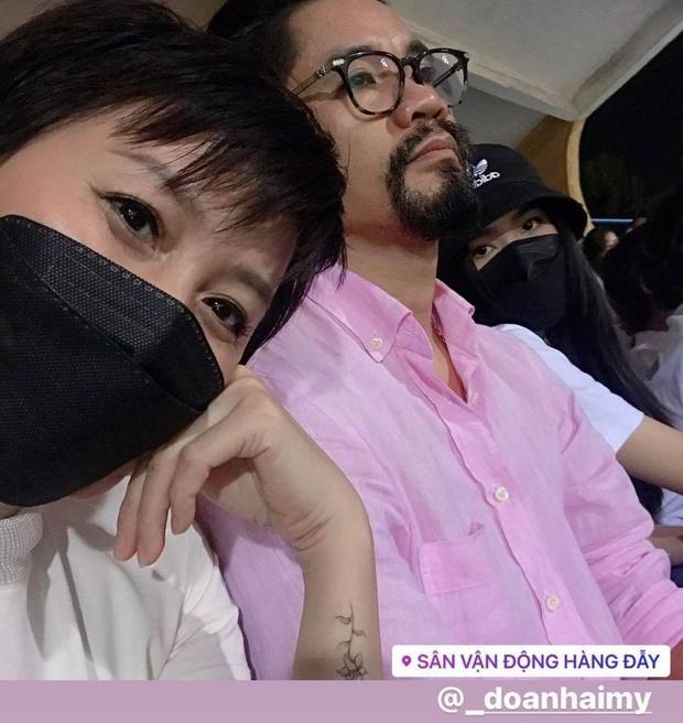 """Top 10 Hoa hậu Việt Nam - Doãn Hải My nói gì khi bị anti-fan hùa vào bình luận ác ý """"trà xanh giật chồng""""? - Ảnh 5."""
