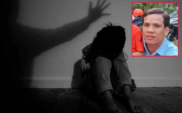 Bắt giam tài xế xe cấp cứu hiếp dâm con riêng của vợ - Ảnh 1.