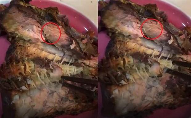 Chính thức: Chuỗi cửa hàng thực phẩm sạch ở Hà Nội bị phạt 17 triệu đồng vì bán cá kho có giòi - Ảnh 2.