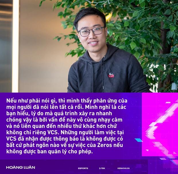 Trước án phạt nặng nhất lịch sử VCS của Zeros, các cây đa cây đề của eSports Việt nói gì? - Ảnh 3.