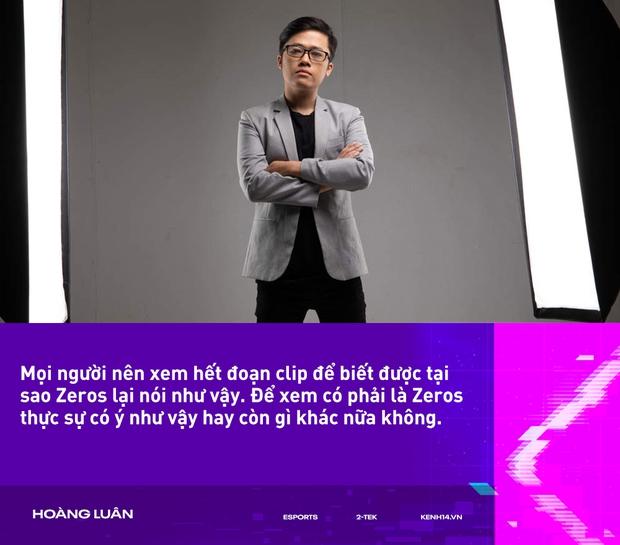 Trước án phạt nặng nhất lịch sử VCS của Zeros, các cây đa cây đề của eSports Việt nói gì? - Ảnh 8.