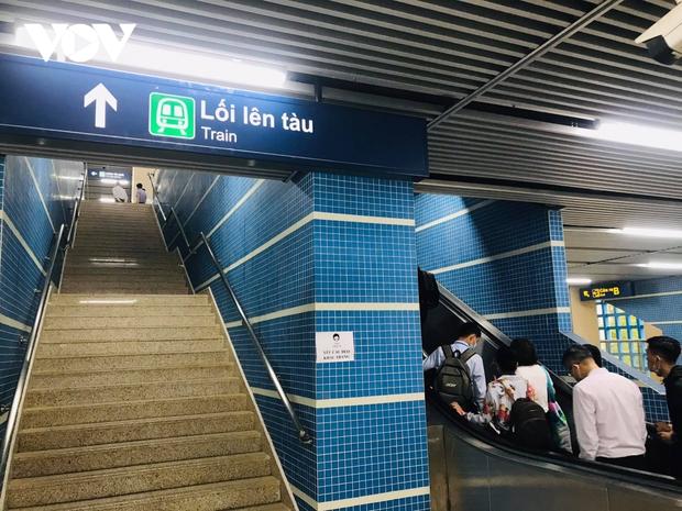 Tàu Cát Linh - Hà Đông chạy từ 5 giờ sáng đến 23 giờ đêm, giá vé cao nhất 15.000 đồng - Ảnh 3.