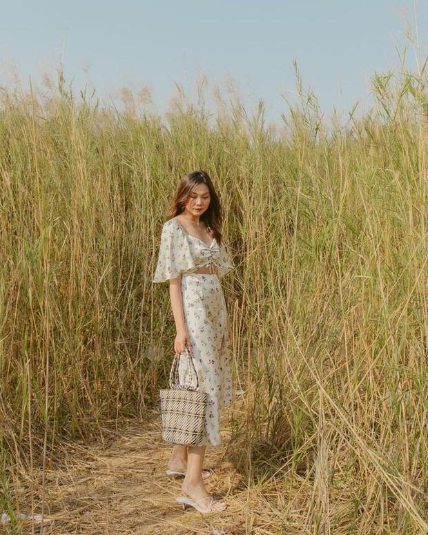 Thanh Hằng có loạt outfit mùa Hè xinh ngây ngất, các nàng học theo thì đảm bảo luôn đẹp - Ảnh 2.