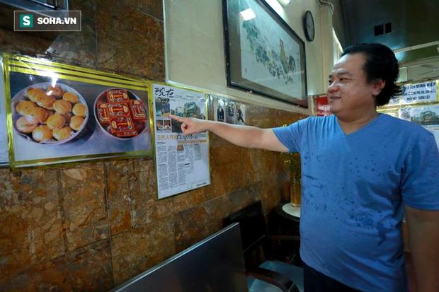 Ông chủ người Hoa của tiệm bánh độc nhất vô nhị Sài Gòn: Ở Việt Nam giờ không ai làm theo cách của người Triều nữa - Ảnh 3.