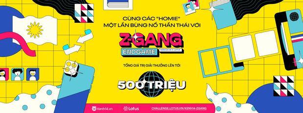 ZGang Endgame: Cuộc thi khoe ảnh kỷ yếu lớn nhất năm, hội tụ dàn giám khảo khủng của Vbiz, tổng trị giá giải thưởng lên tới 500 triệu đồng - Ảnh 8.