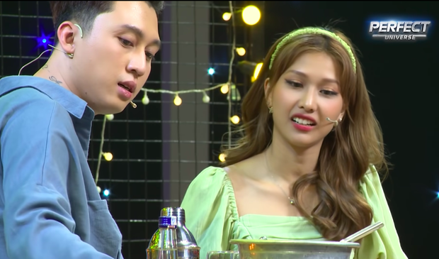 Chàng nhà văn thẳng thừng nhắc chuyện chăn gối tại show tỏ tình khiến Han Sara ngượng chín mặt - Ảnh 5.