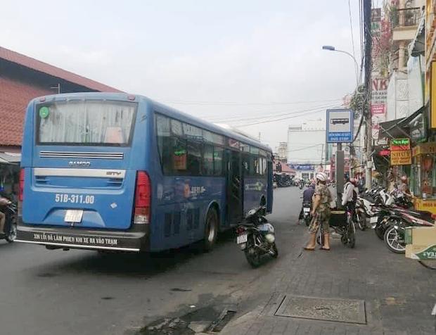 Tường trình của nữ tiếp viên xe buýt ở TP.HCM bị phản ánh từ chối phục vụ hành khách khuyết tật - Ảnh 1.