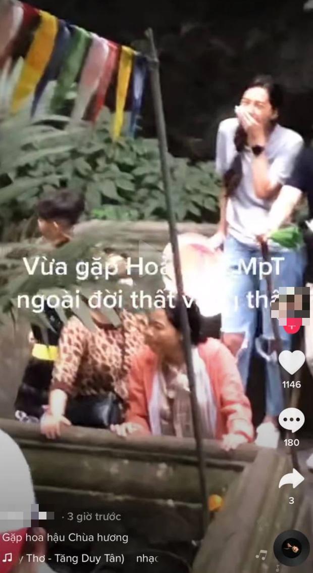 Mai Phương Thuý bị quay lén clip mặt mộc và chê nhan sắc đáng thất vọng, ai ngờ netizen rần rần phản dame hộ nàng Hậu - Ảnh 2.