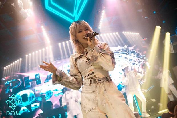 Tlinh - Pháo hậu 2 show Rap: Đỏ từ tình duyên đến sự nghiệp, thời trang lên hương chuẩn Young Queen thế hệ mới - Ảnh 5.