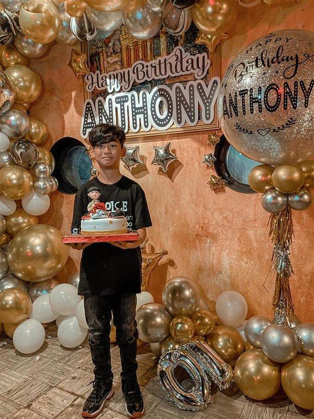 Rich kid thế hệ mới gọi tên con trai Lệ Quyên: Sinh nhật được cả dàn sao Vbiz chúc, sống sang chảnh không thiếu gì - Ảnh 6.