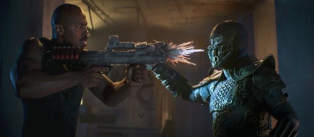Mortal Kombat: Nâng tầm định nghĩa phim vô não - Ảnh 5.