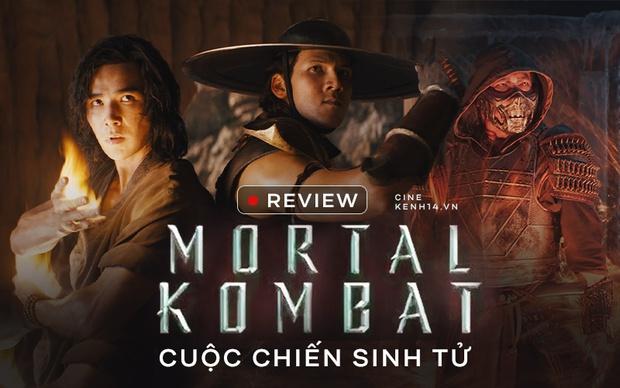 Mortal Kombat: Nâng tầm định nghĩa phim vô não - Ảnh 1.