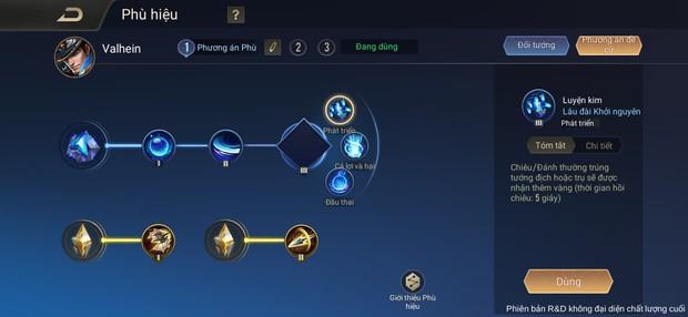 Liên Quân Mobile: Xuất hiện loại Phù hiệu mới có khả năng hack vàng cực khủng, game thủ phải dùng ngay! - Ảnh 2.